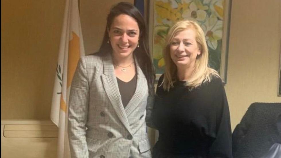 Επίσκεψη Υφυπουργού Εργασίας και κοινωνικών Υποθέσεων στην Κύπρο