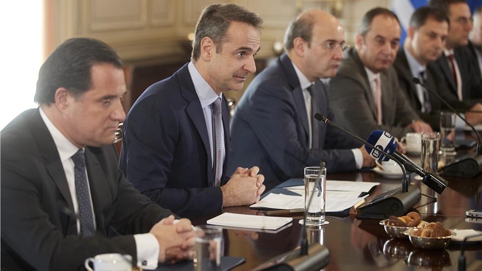 Κυρ. Μητσοτάκης: «Η κυβέρνηση έχει προωθήσει Εθνικό Σχέδιο Μεταρρυθμίσεων»
