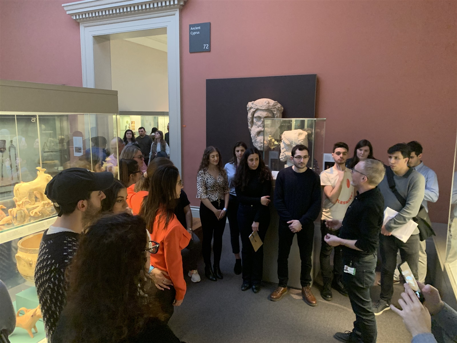 Εξερευνώντας την Αρχαία Κύπρο στο Βρετανικό Μουσείο