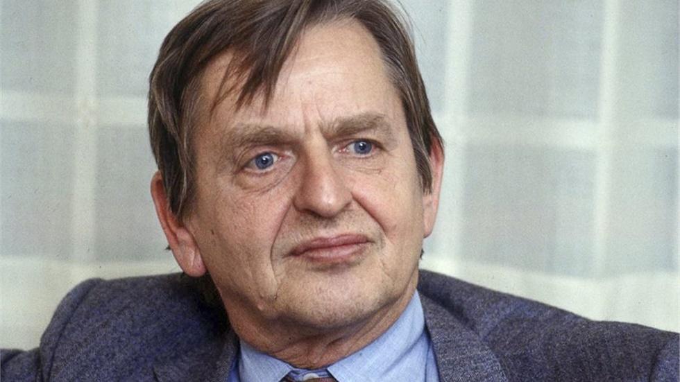 Κοντά στη διαλεύκανση της δολοφονίας του Ούλοφ Πάλμε το 1986...