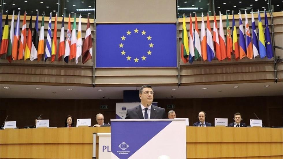 Απ. Τζιτζικώστας: Ο προϋπολογισμός της ΕΕ κινδυνεύει να αποδειχθεί...