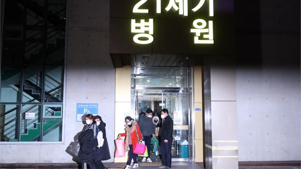 Κορονοϊός: Στον κλοιό της επιδημίας και η Νότια Κορέα