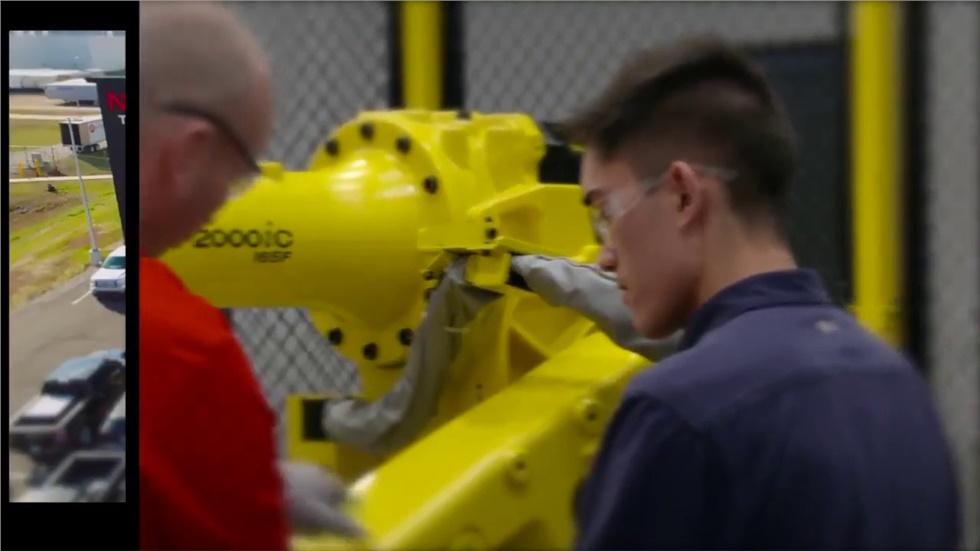 Η Nissan αναπτύσσει τις δεξιότητες των εργαζομένων της, σε ένα...