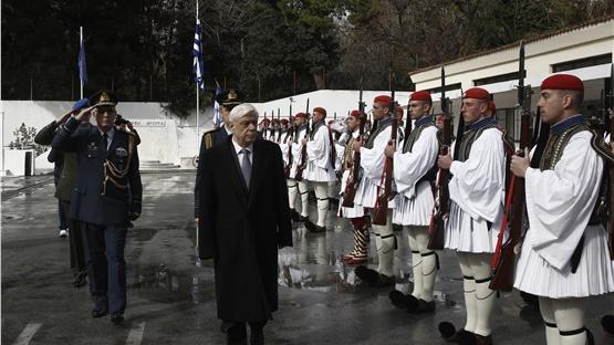 Πρ.Παυλόπουλος: Καμία διαπραγμάτευση για το ψευτομνημόνιο Τουρκίας-Λιβύης