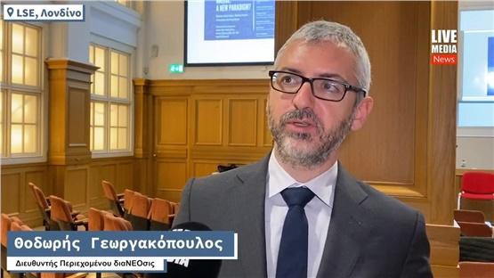 Θοδωρής Γεωργακόπουλος, Διευθυντής Περιεχομένου διαΝΕΟσις  Το...