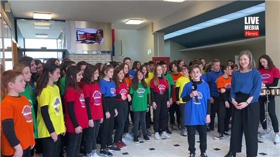 Το Μουσικό Σχολείο Λάρισας στους Αγώνες Τέχνης των Εκπαιδευτηρίων...