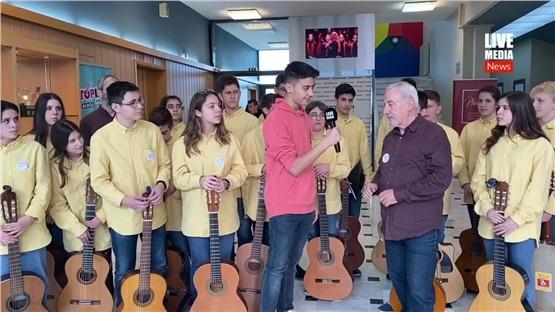 Το Μουσικό Σχολείο Παλλήνης στους Αγώνες Τέχνης των Εκπαιδευτηρίων...