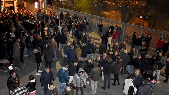 Μυτιλήνη: Στη θέση Διαβολόρεμα κάτοικοι για να εμποδίσουν την...