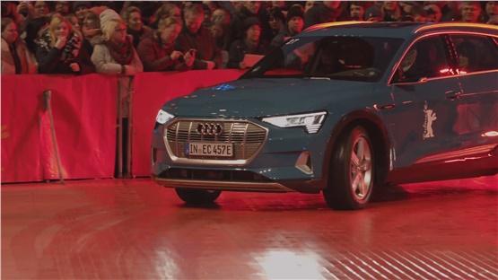 H Audi συμμετέχει «ηλεκτρικά» στην 70η Berlinale Το δικό της...