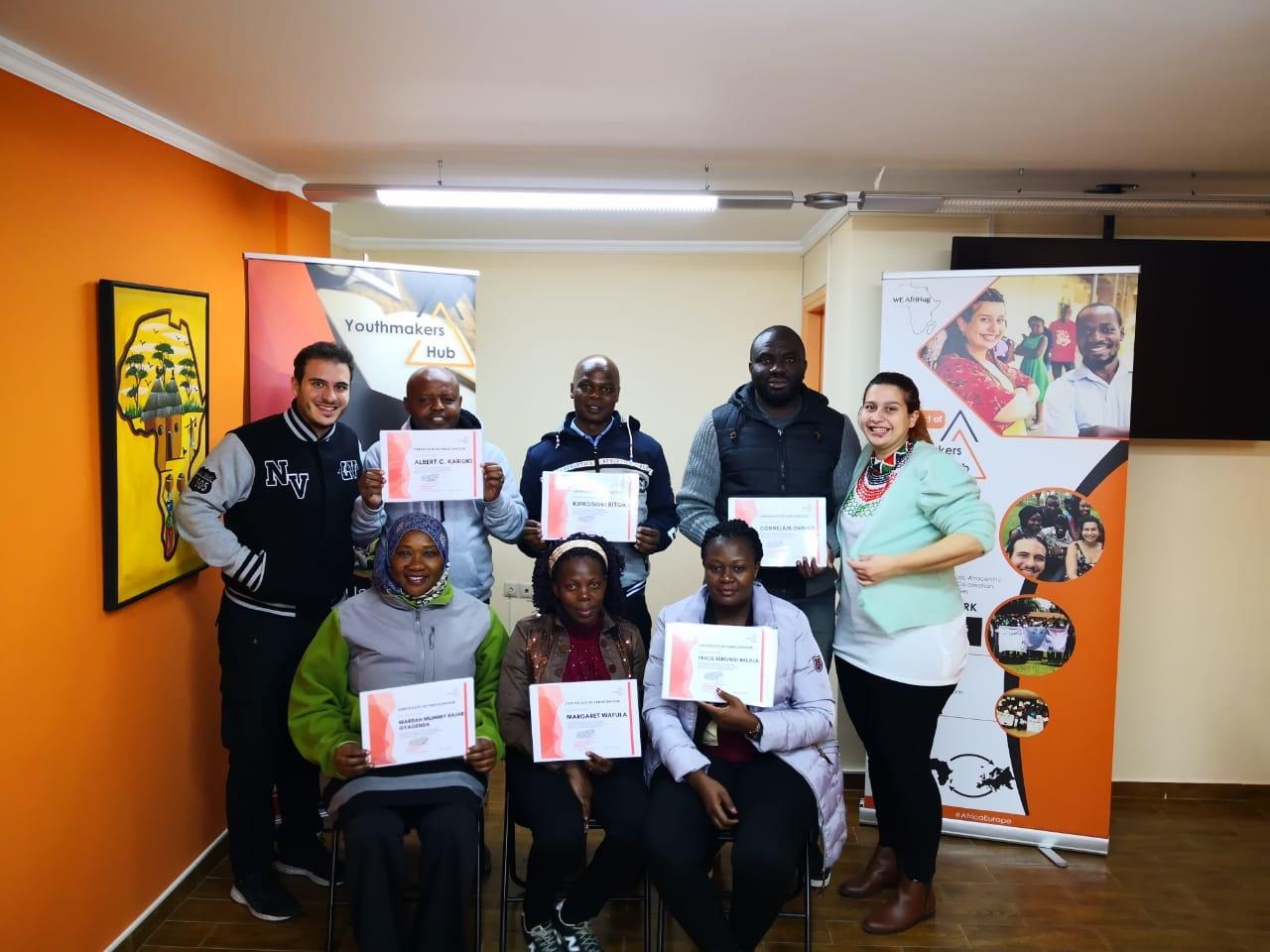 2nd African Training Week