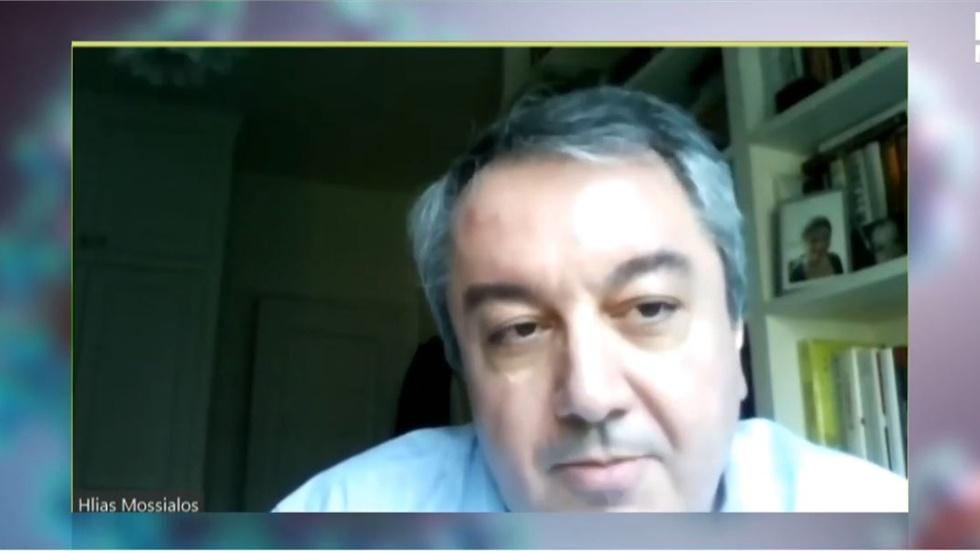 Ηλίας Μόσιαλος: Πως θα επιστρέψουμε σιγά σιγά στις δουλειές μας...