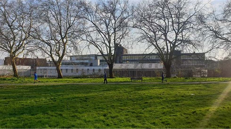 London's parks during the coronavirus lockdown.  #coronavirus...