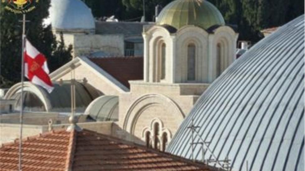 Culture | Κυριακή των Βαΐων Πατριαρχείο Ιεροσολύμων