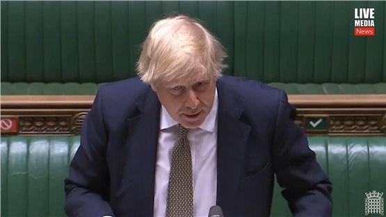 PM Boris Johnson hints UK could begin easing lockdown on Monday...