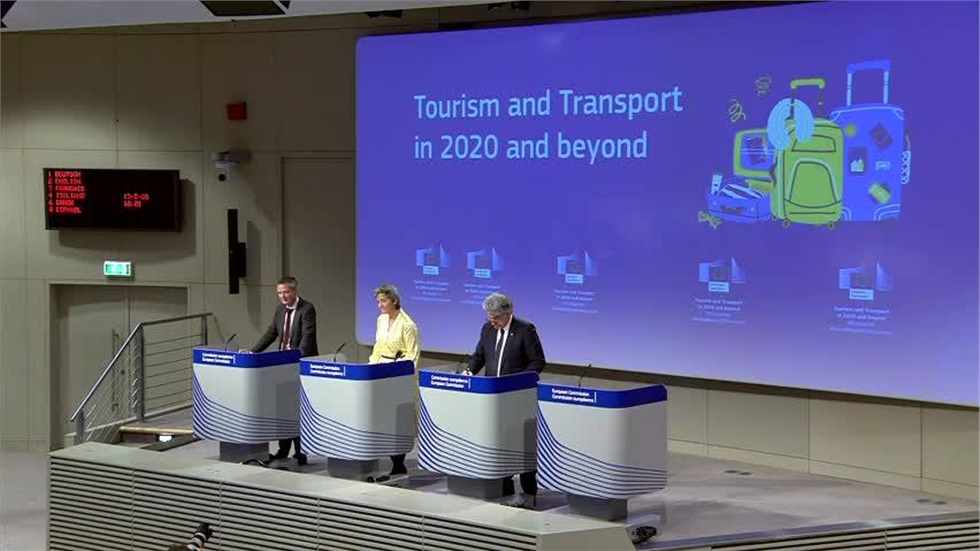 European Commission outlines plan for travel and tourism  The...