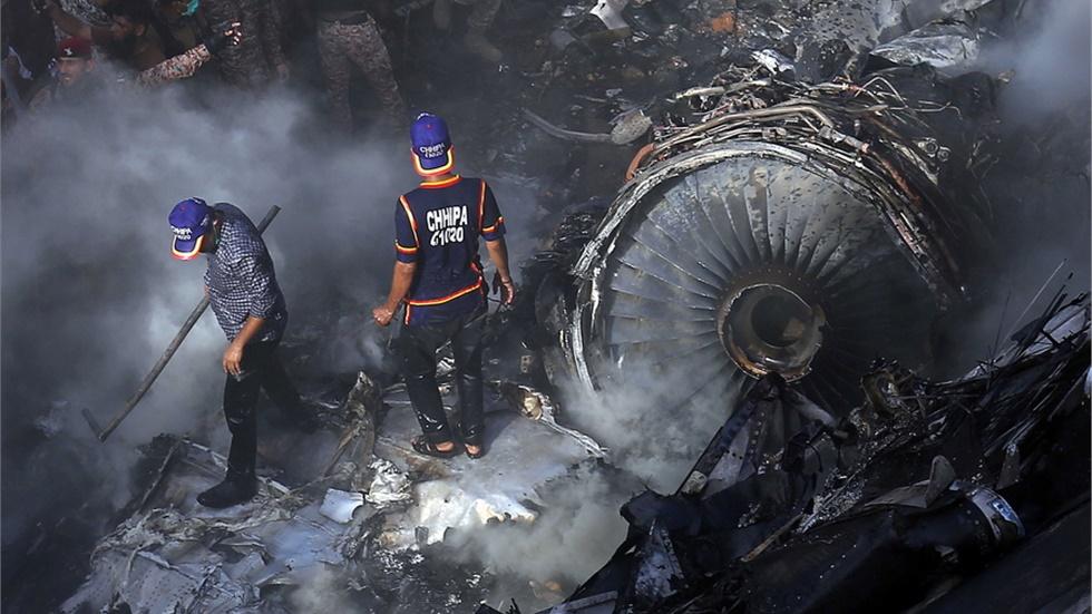 Αεροπορικό δυστύχημα στο Πακιστάν: Τουλάχιστον 97 οι νεκροί -...