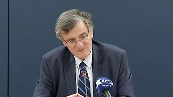 Το συγκινητικό «αντίο» από τον Σωτήρη Τσιόδρα (Βίντεο)