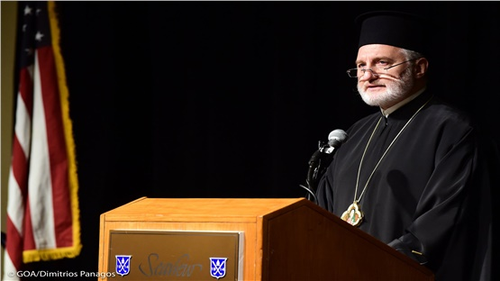 Αρχιεπίσκοπος Αμερικής Ελπιδοφόρος: «Να σταθούμε απέναντι στον...