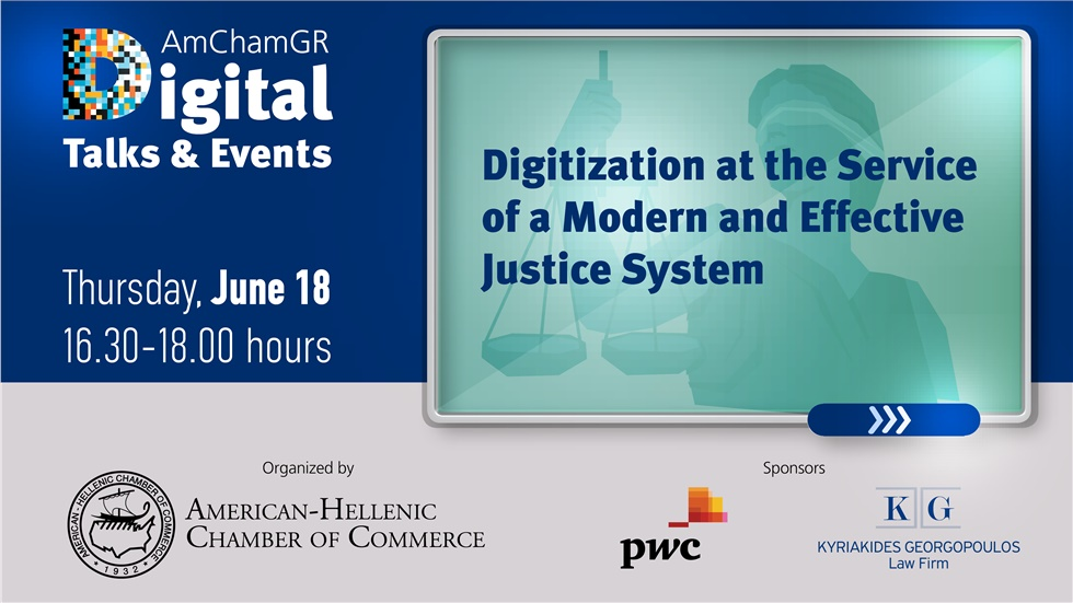 Digitization at the Service of a Modern and Effective Justice...