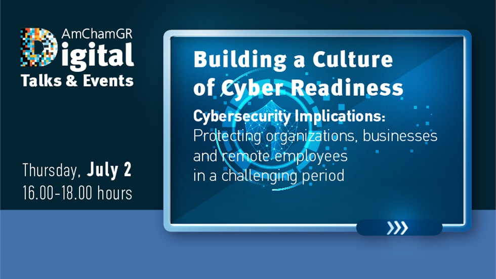 Building a Culture of Cyber Readiness: The more than ever valuable...