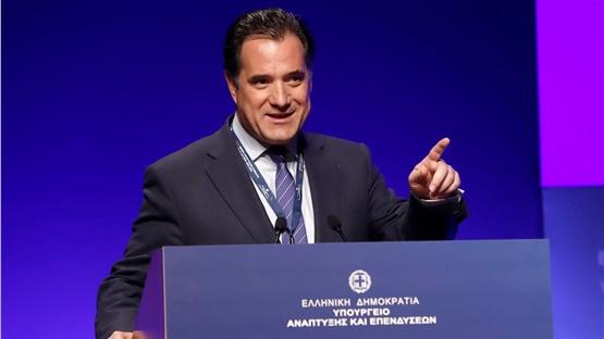 A. Γεωργιάδης: Η χώρα μας έχει γίνει παράδειγμα προς μίμηση