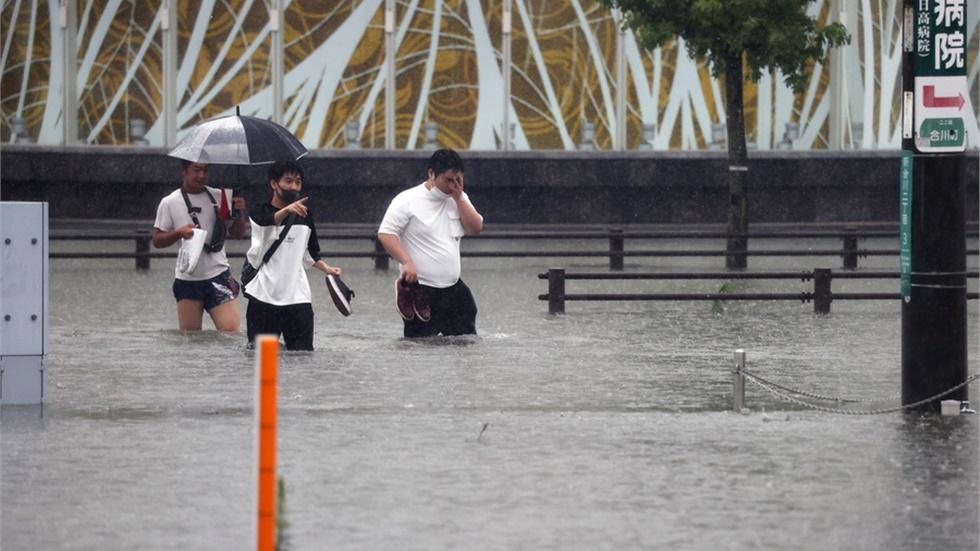 Ιαπωνία: Τουλάχιστον 50 οι νεκροί από τις καταρρακτώδεις βροχές...