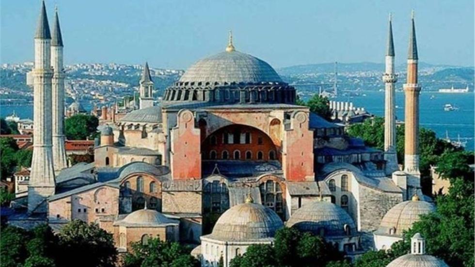 Ο Ερντογάν, η Τουρκία και ο Μεγάλος Καθεδρικός - Του ΧΡΗΣΤΟΥ...