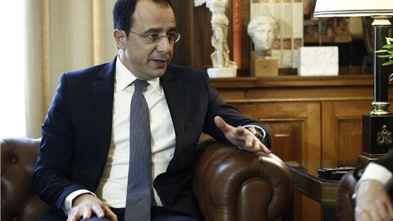 Ν. Χριστοδουλίδης: Η Κύπρος καταδικάζει έντονα τις ενέργειες...