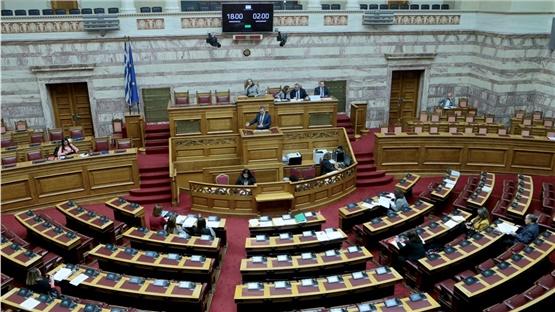 Σήμερα η ψηφοφορία για το νομοσχέδιο του υπουργείου Οικονομικών...