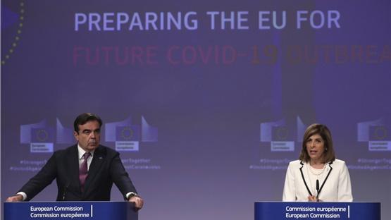 Βραχυπρόθεσμα μέτρα για την αντιμετώπιση νέας έξαρσης του κορωνοϊού...