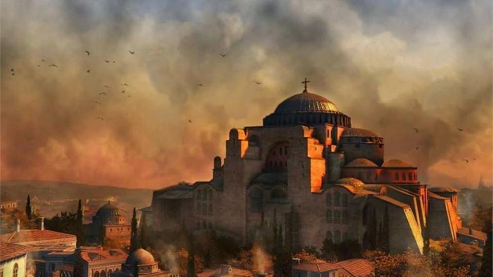 Συγκέντρωση διαμαρτυρίας στην Αθήνα: «Όχι στη μετατροπή της Αγίας...