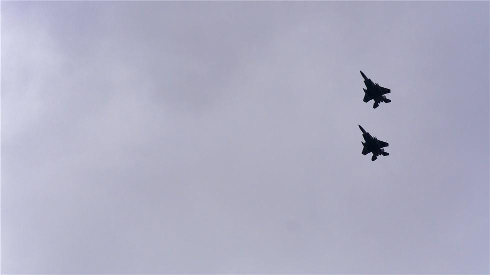 Πτήσεις τουρκικών αεροσκαφών πάνω από το νησιωτικό σύμπλεγμα...