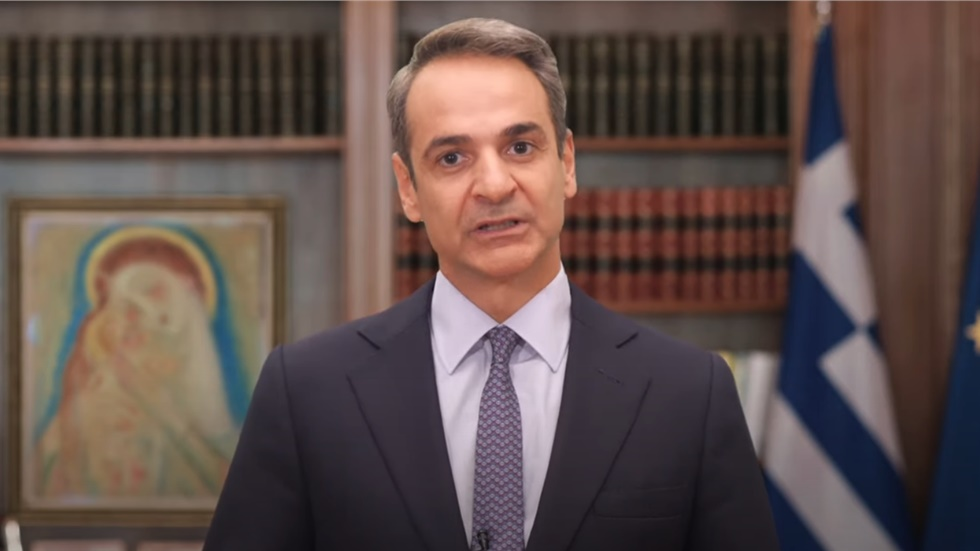 Μητσοτάκης: Η «ταραχοποιός» Τουρκία προσβάλλει τον πολιτισμό...