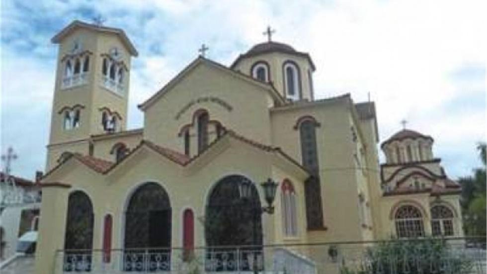 Culture | Όρθρος και Πανηγυρικό Αρχιερατικό Συλλείτουργο εις τον                    Ιερό Μητροπολιτικό ναό Αγίας Παρασκευής - Λαγκαδά.