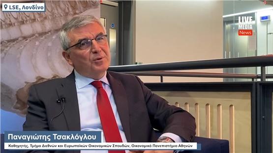 ´Οταν ο Παναγιώτης Τσακλόγλου, νέος υφυπουργός Εργασίας και Κοινωνικών...