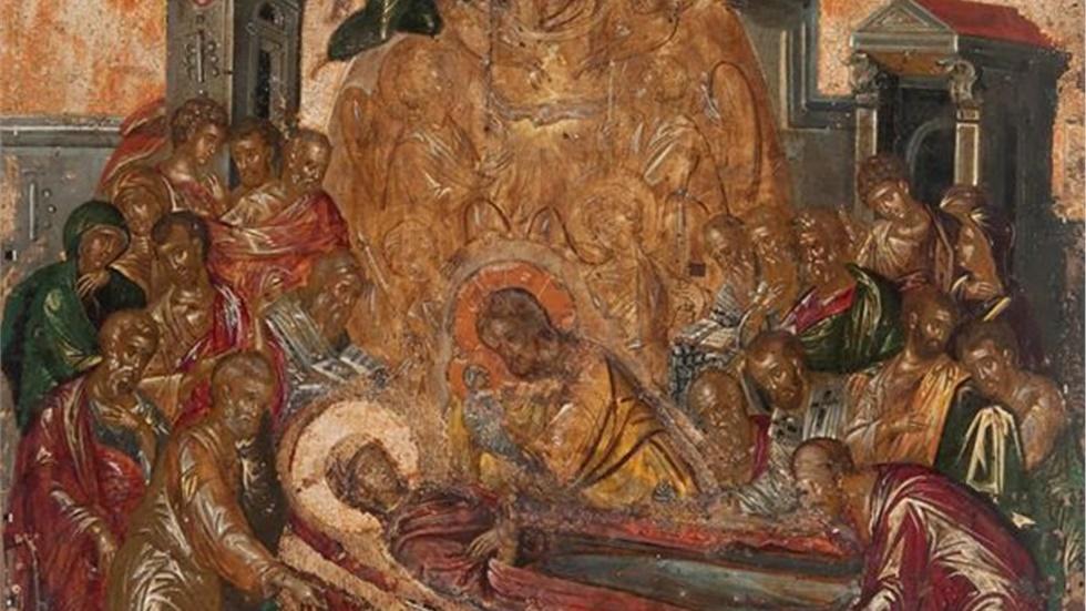 Ο γλυκασμός των Αγγέλων, των θλιβομένων η χαρά  Του ΦΩΤΗ ΚΟΝΤΟΓΛΟΥ...