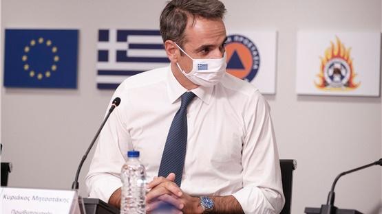 Κυρ. Μητσοτάκης: Προσωπική μου δέσμευση ότι δεν θα αφήσουμε τους...