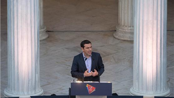 Τσίπρας: Διεκδικούμε την πλειοψηφία για να βγάλουμε τη χώρα από...