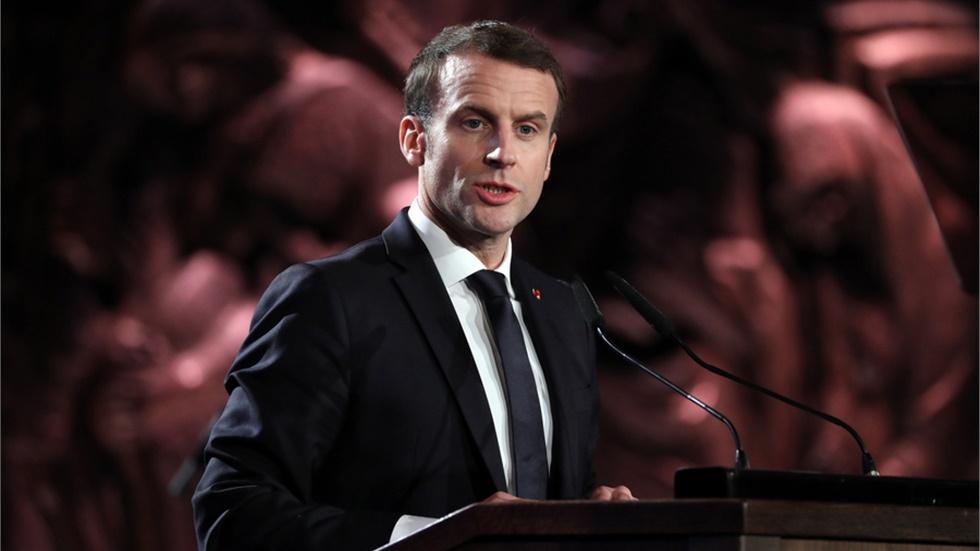 Η Γαλλία θα ενισχύσει τη στρατιωτική της παρουσία στη Μεσόγειο, δηλώνει ο πρόεδρος Μακρόν
