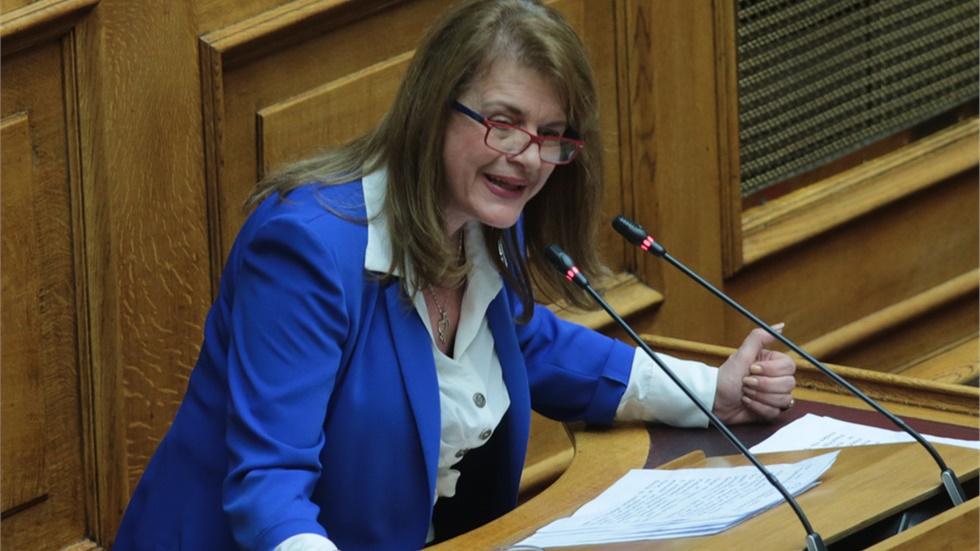 Παραιτήθηκε η βουλευτής της Ελληνικής Λύσης Αν.-Αικ. Αλεξοπούλου...