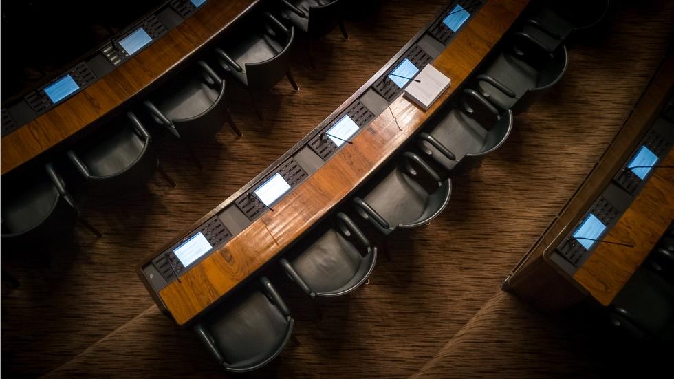 Στα πενήντα άτομα το ανώτατο όριο συμμετεχόντων στα συνέδρια...