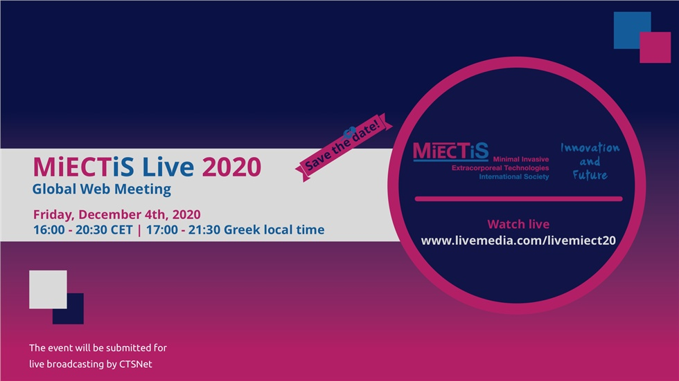 Congresses | MiECTis Live 2020
