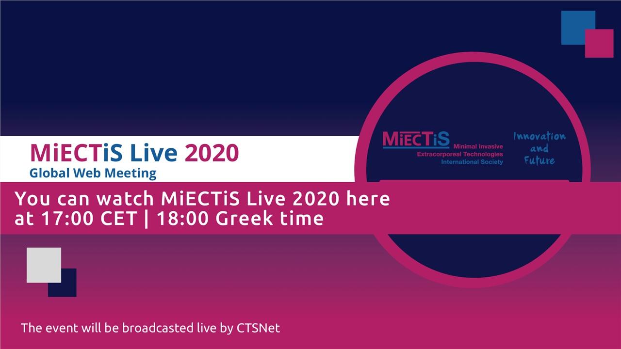 MiECTis Live 2020