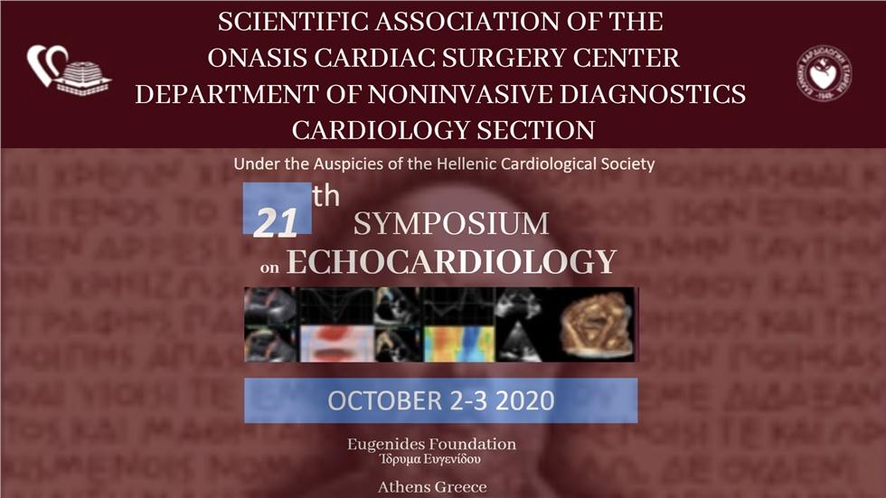 21th Symposium on Echocardiology