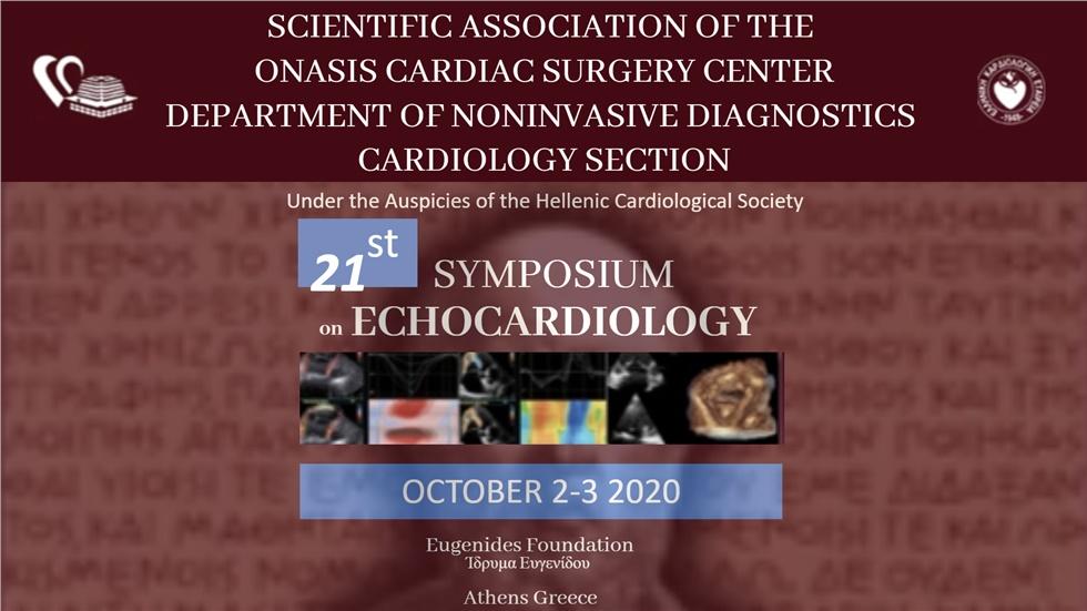 Congresses | 21st Symposium on Echocardiology