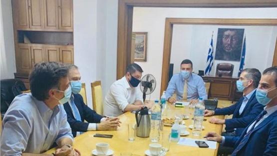 Νέα δέσμη ενεργειών στην Αθήνα κατά της εξάπλωσης του κορωνοϊού