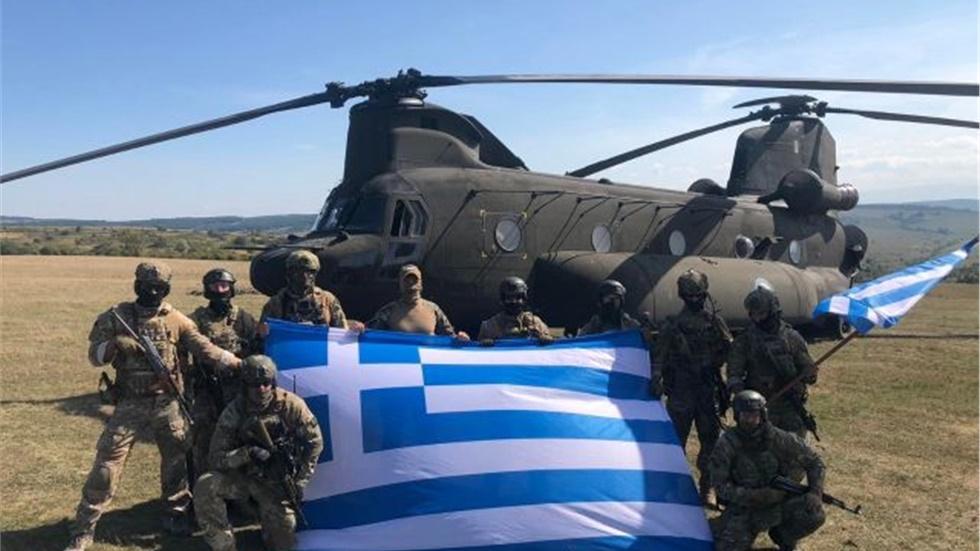 Με ελληνική συμμετοχή η πολυεθνική άσκηση «Carpathian Eagle 2020»