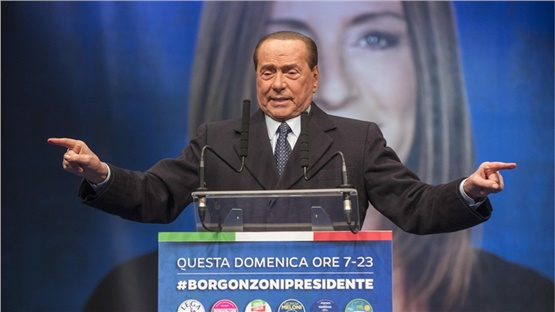 Τα 84α γενέθλιά του γιορτάζει ο Σίλβιο Μπερλουσκόνι παραμένοντας...