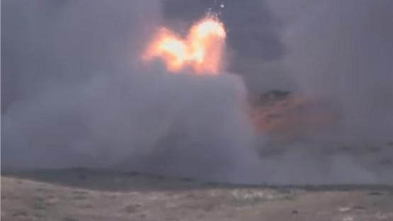 Αρμενία: Το υπουργείο Άμυνας ανακοίνωσε ότι τουρκικό μαχητικό...