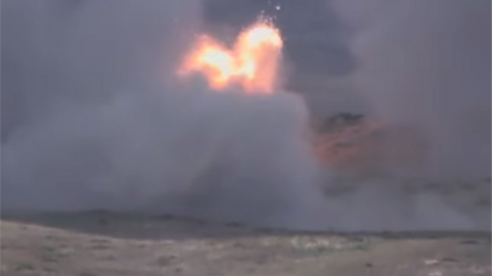 Αρμενία: Το υπουργείο Άμυνας ανακοίνωσε ότι τουρκικό μαχητικό F-16 κατέρριψε μαχητικό της Αρμενίας τύπου SU-25